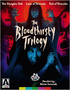The Bloodthirsty Trilogy (Blu-ray Disc)
