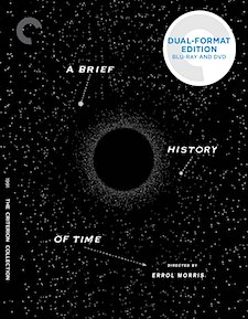 A Brief History of Time (Criterion Blu-ray Disc)