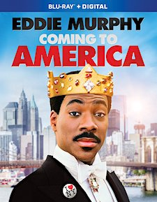 Coming to America (Blu-ray Disc)