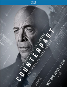 Counterpart: The Complete First Season (Blu-ray Disc)