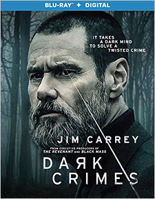 Dark Crimes (Blu-ray Disc)