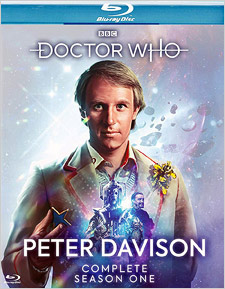 Doctor Who: The Complete Peter Davidson Season One (Blu-ray Disc)