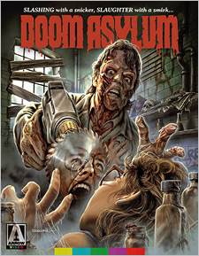 Doom Asylum (Blu-ray Disc)