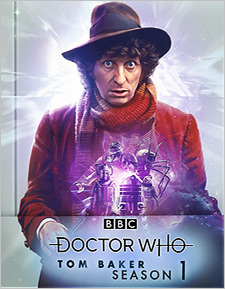 Doctor Who: Tom Baker - Season 1 (Blu-ray Disc)