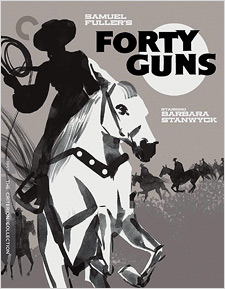 Forty Guns (Criterion Blu-ray Disc)