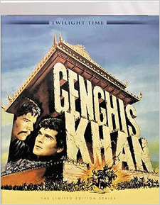 Genghis Khan (Blu-ray Disc)
