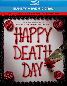 Happy Death Day (Blu-ray Disc)