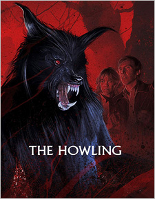 The Howling: Collector's Edition (Steelbook Blu-ray Disc)