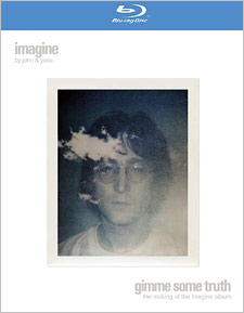 Imagine/Gimmie Some Truth (Blu-ray Disc)