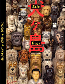 Isle of Dogs (Blu-ray Disc)