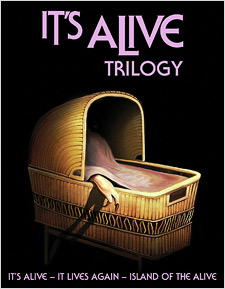 It's Alive Trilogy (Blu-ray Disc)