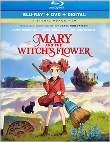 Mary and the Witch's Flower (Blu-ray Disc)