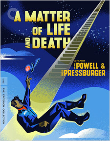 A Matter of Life and Death (Criterion Blu-ray Disc)