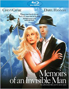 Memoirs of an Invisible Man (Blu-ray Disc)