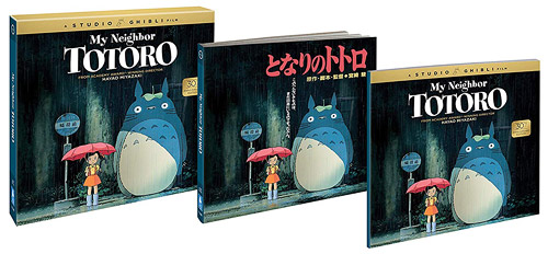 My Neighbor Totoro: 30th Anniversary Limited Edition (Blu-ray Disc)