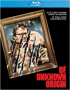 Of Unknown Origin (Blu-ray Disc)