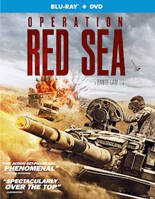 Operation Red Sea (Blu-ray Disc)