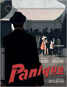 Panique (Criterion Blu-ray Disc)