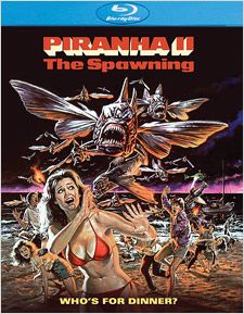 Piranha II (Blu-ray Disc)