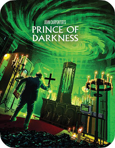Prince of Darkness: Steelbook (Blu-ray Disc)