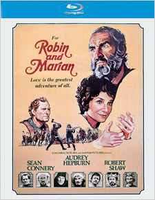 Robin and Marian (Blu-ray Disc)