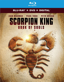 Scorpion King: Book of Souls (Blu-ray Disc)