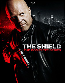 The Shield: The Complete Series (Blu-ray Disc)