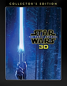 Star Wars: The Force Awakens 3D – Collector's Edition (Blu-ray Disc)