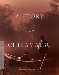 A Story from Chikamatsu (Criterion Blu-ray)
