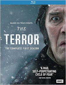 The Terror: The Complete First Season (Blu-ray Disc)
