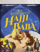 The Adventures of Hajji Baba (Blu-ray Disc)