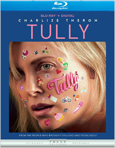 Tully (Blu-ray Disc)