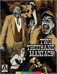 Two Thousand Maniacs (Blu-ray Disc)