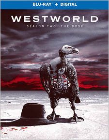 Westworld: Season Two (Blu-ray Disc)