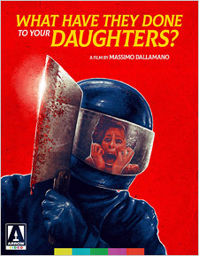 What Have They Done to Your Daughters? (Blu-ray Disc)