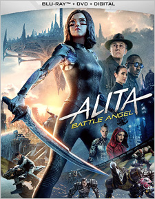 Alita: Battle Angel (Blu-ray Disc)