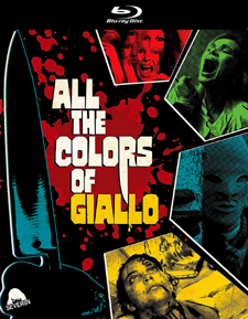 All the Colors of Giallo (Blu-ray Disc)