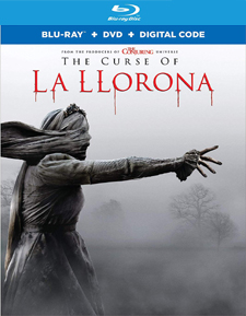 The Curse of Llorona (Blu-ray Disc)
