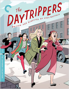 The Daytrippers (Criterion Blu-ray Disc)