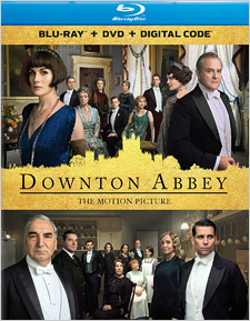 Downton Abbey: The Movie (Blu-ray Disc)