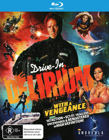 Drive-In Delirium With a Vengeance (Blu-ray Disc)