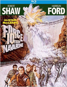 Force 10 from Navarone (Blu-ray Disc)