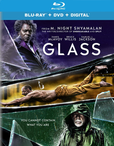Glass (Blu-ray Disc)