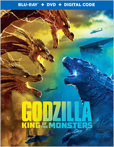 Godzilla: King of the Monsters (Blu-ray Disc)