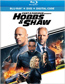 Fast & Furious Presents: Hobbs & Shaw (Blu-ray Disc)