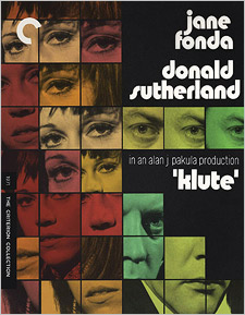 Klute (Criterion Blu-ray)