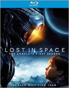 Lost in Space: The Complete First Season (Blu-ray Disc)