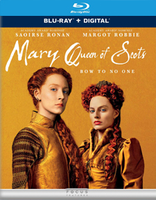 Mary Queen of Scots (Blu-ray Disc)
