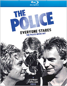 The Police: Everyone Stares (Blu-ray Disc)