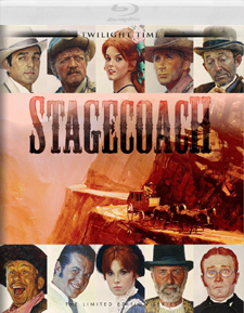 Stagecoach (1966) (Blu-ray Disc)